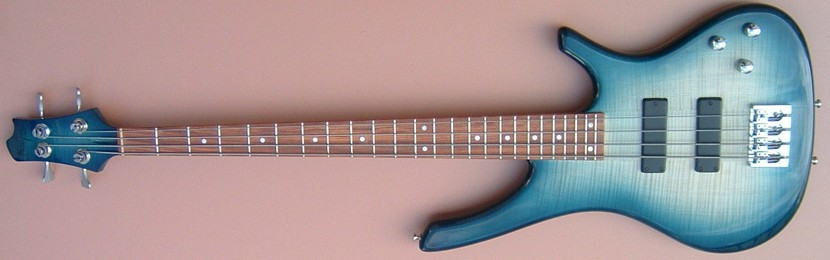 Magnus Guitars I Sharkey IV neck-through