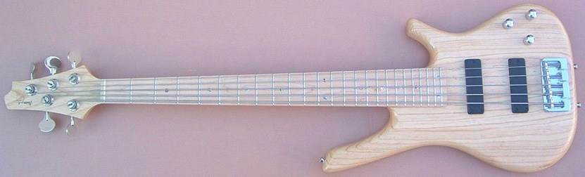 Magnus Guitars I Sharkey V