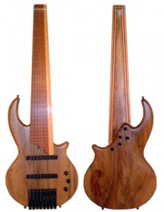 Magnus Guitars I Armin Metz Custom Bass